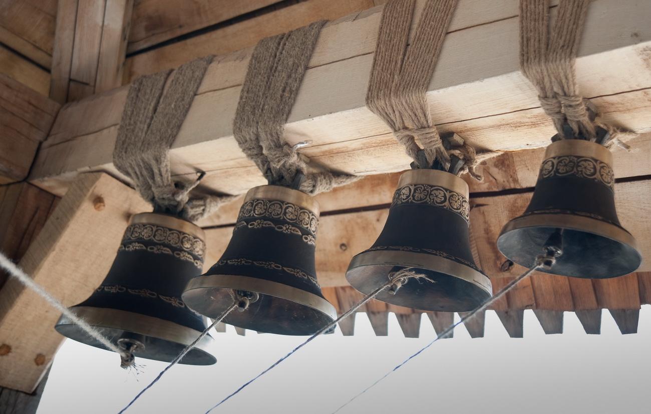 Устройство звонниц схема подвески крепления колоколов